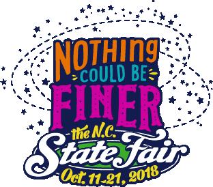 NC State Fair logo image