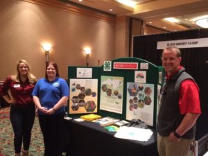 Image of 4-H recruiters