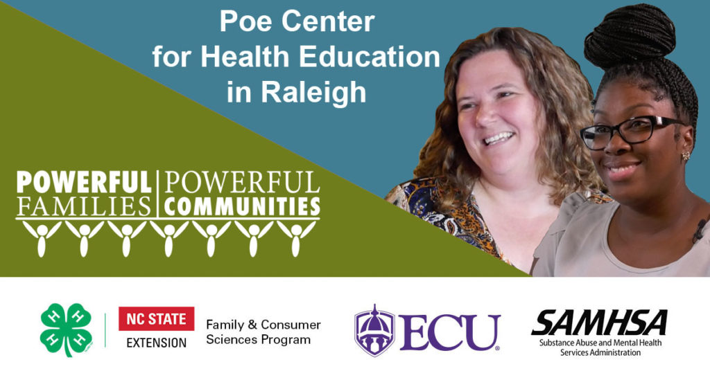 Poe Center for Health Education Webinar