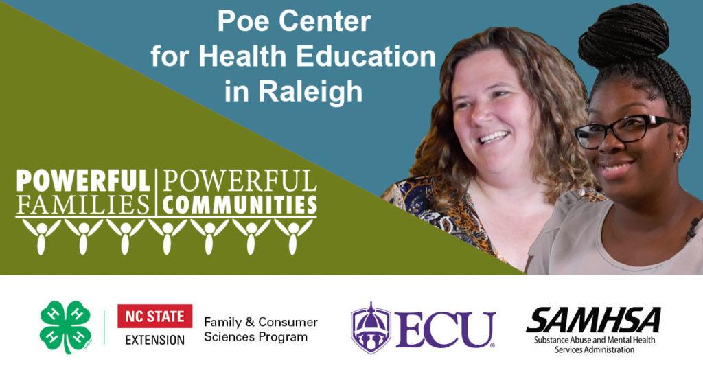 Poe Center for Health Education Webinar