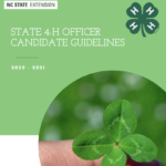 State 4-H Officer Candidate Guidelines