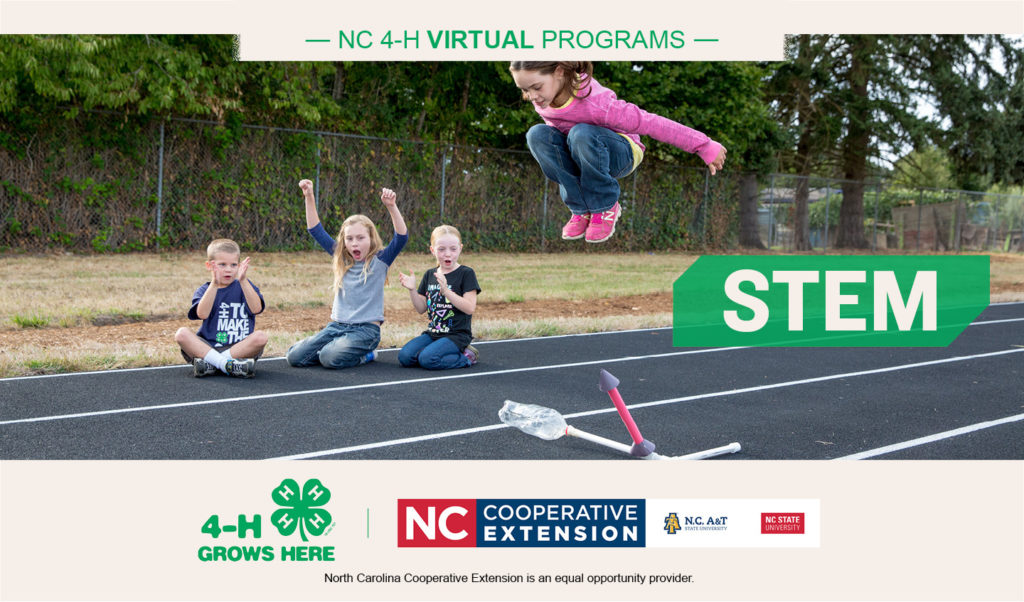 4-H Virtual Summer Programs - STEM