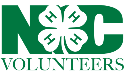 NC 4-H Volunteer Logo