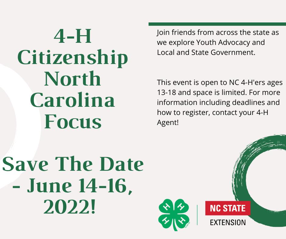 Citizenship Focus Flyer